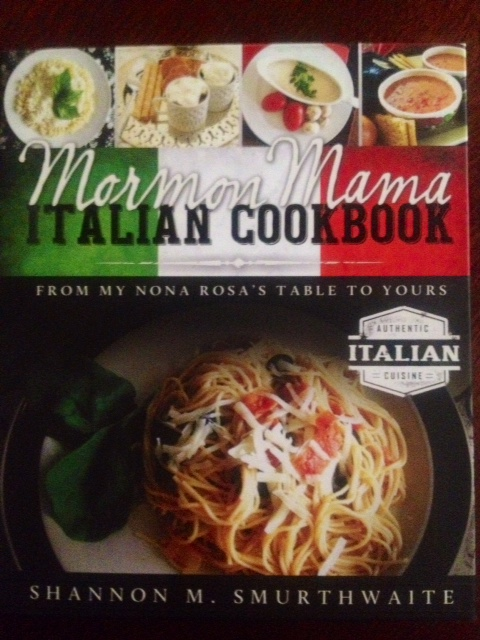 Italian Cookbook Cover : About the book home