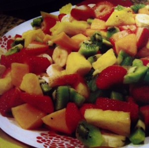 Italian Fruit Salad